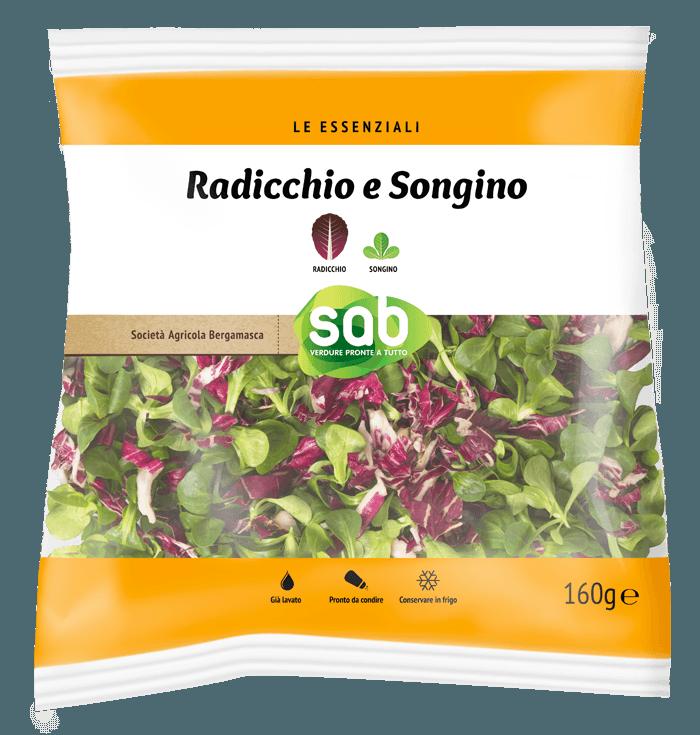 Radicchio e Songino